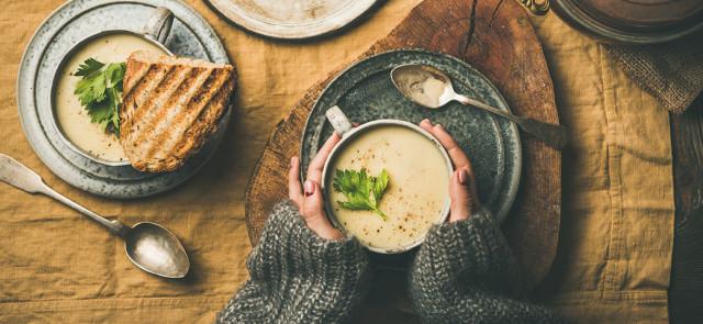 Dieta rogrzewająca - zasady, efekty, jadłospis