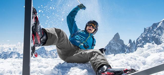 Jak przygotować formę przed wypadem na narty?