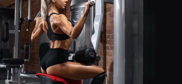 Budowanie mięśni u kobiet - fakty i mity