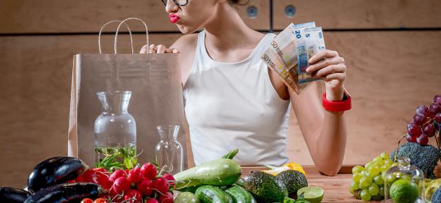 Uważasz, że nie stać cię na dietę? Przeczytaj!