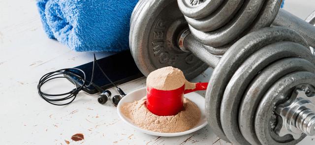Siłownia - ile białka potrzebuję?