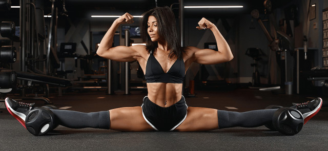 Dlaczego kobietom tak trudno jest zwiększyć ilość tkanki mięśniowej?