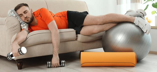 Jak pokonać niechęć do aktywności fizycznej?