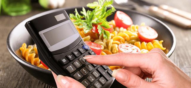 Jak liczyć i ważyć jedzenie?