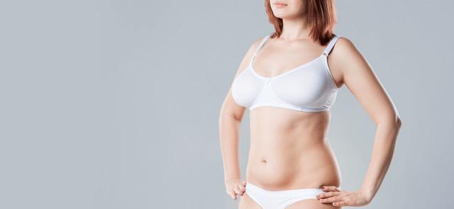 Odstający brzuch u pań - z czego wynika i jak przeciwdziałać?