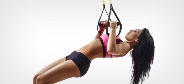Siła i masa z ciężarem własnego ciała. Część I - odwrotne wiosłowanie