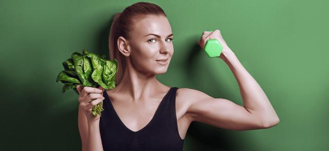 Szpinak – dlaczego nie należy go jeść zbyt często?