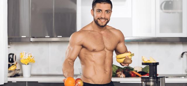 W jaki sposób się odżywiać, by podczas budowy masy mięśniowej nie przybywało tłuszczu?