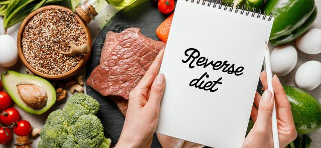 Reverse diet - czym jest i na czym polega odwrócona dieta?