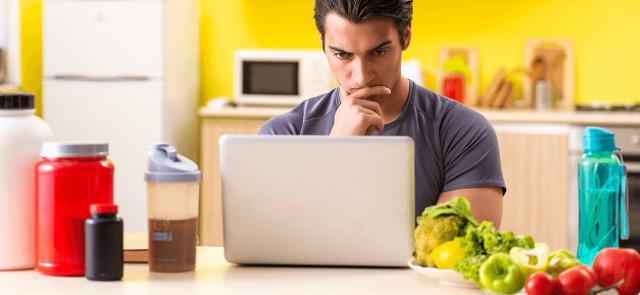 6 mitów na temat diety na masę