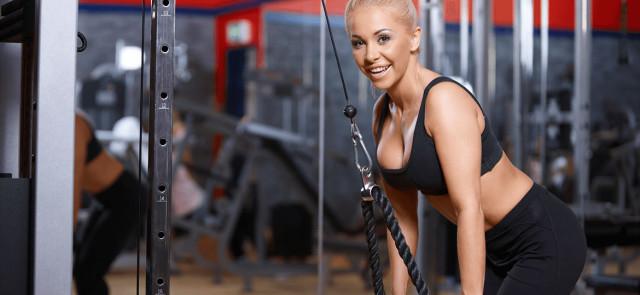 Ćwiczenia na jędrne piersi