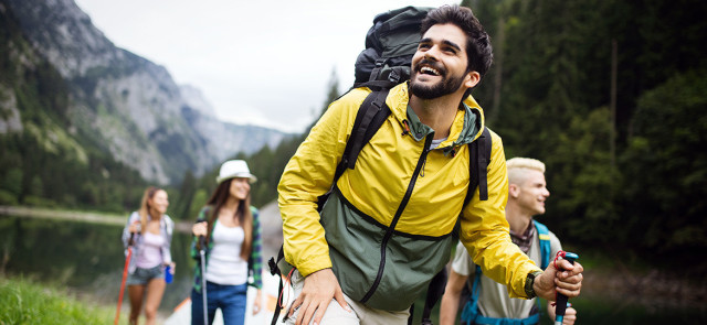 Hiking dobry dla ciała i umysłu
