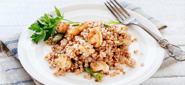 5 powodów, dla których warto jeść kaszę gryczaną
