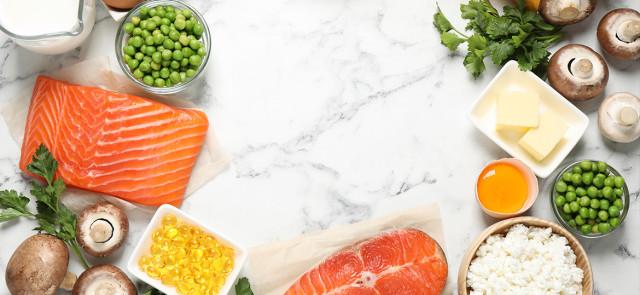 Dieta bogata w witaminę D - 7 najlepszych produktów