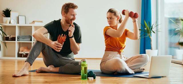 Wpływ treningu na apetyt