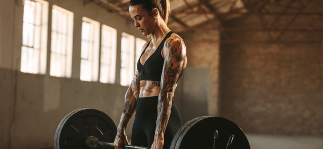 Dlaczego trening z obciążeniem jest (naj)lepszy?