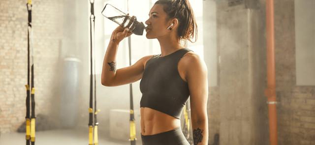 5 powodów, dla których aktywne fizycznie kobiety powinny suplementować BCAA