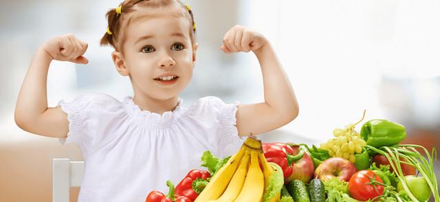 Jakie produkty są istotne w diecie dziecka?