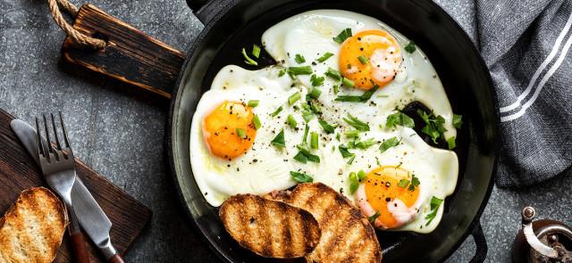 Chcesz schudnąć? Zaczynaj dzień od solidnej porcji białka!