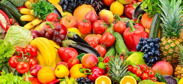Kolorowe warzywa i owoce - które z nich są najzdrowsze?