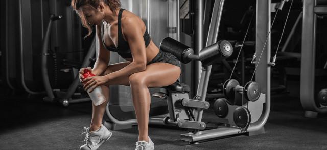 Spożycie białka a przyrost masy mięśniowej