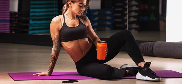 Białko w diecie kobiety aktywnej