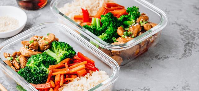 Obiad w diecie redukcyjnej