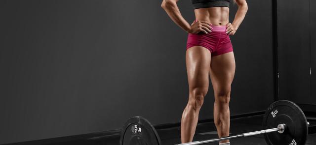 Ćwiczenia niezbędne w treningu kobiety - dolne partie ciała