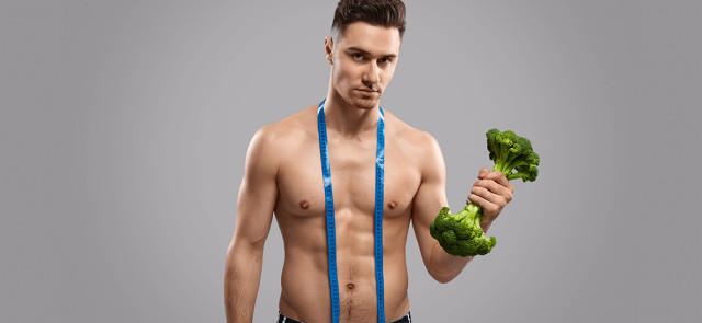 Czy na diecie wegańskiej można budować masę mięśniową?