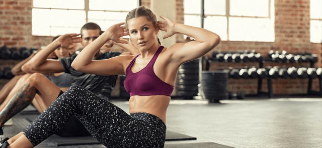 Kobieta na siłowni - czyli pułapki z żelaza - część III