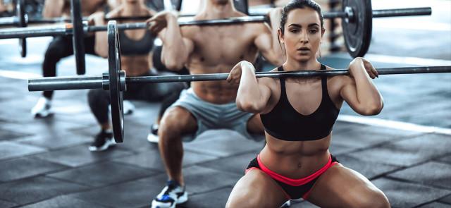 Sylwetka marzeń przy pomocy CrossFit