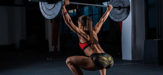 CrossFit dla średnio zaawansowanych