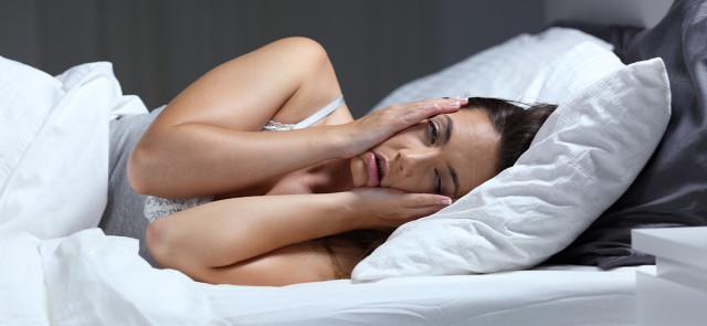Dieta a jakość snu