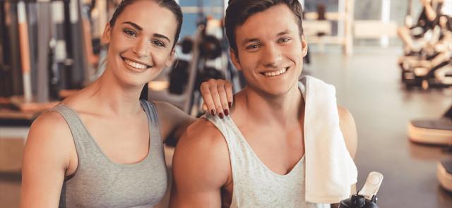 Kilka powodów, dla których powinieneś zabrać swoją dziewczynę na siłownię