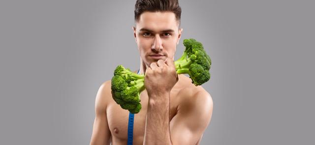 Budowanie masy mięśniowej na diecie wegańskiej