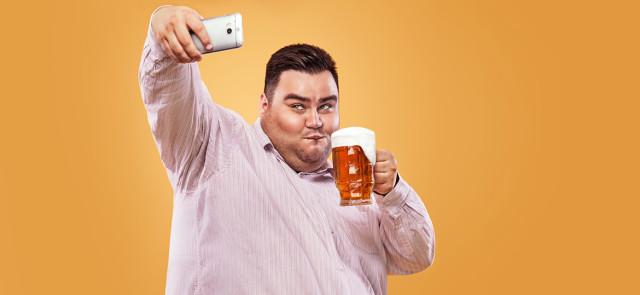 Czy alkohol powoduje, że tyjemy?