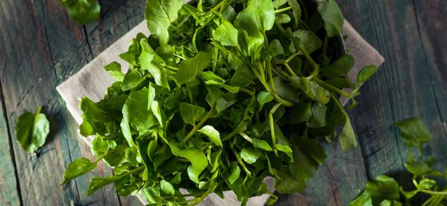 Zielone warzywa liściaste, które mogą pomóc w treningu