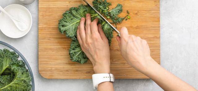 Przyrządzanie warzyw liściastych - na co zwrócić uwagę?