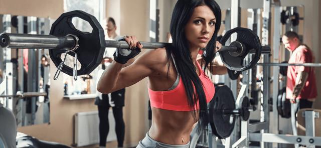 Perfekcyjny makijaż na siłowni = lepszy trening?