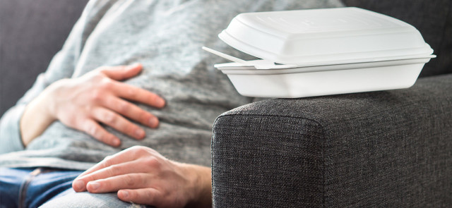 5 sposobów na ograniczenie bezmyślnego objadania się