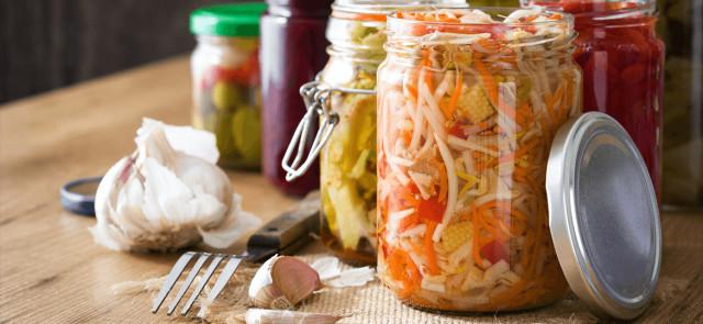 Superfoods wśród lokalnych produktów