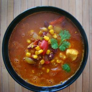 Zupa Meksykańska Kuchnia Potreningupl Dietetyczne Potrawy